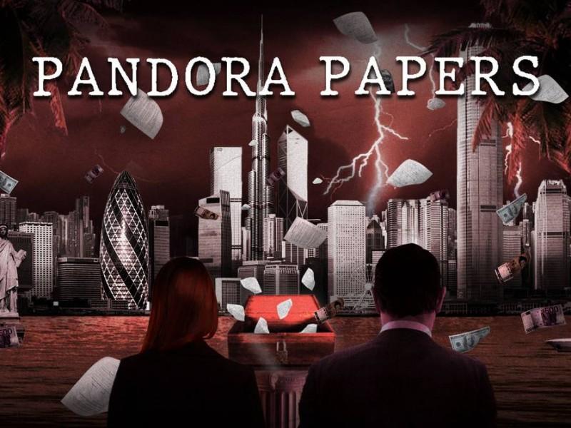 Hay 3 mil mexicanos en los Pandora Papers