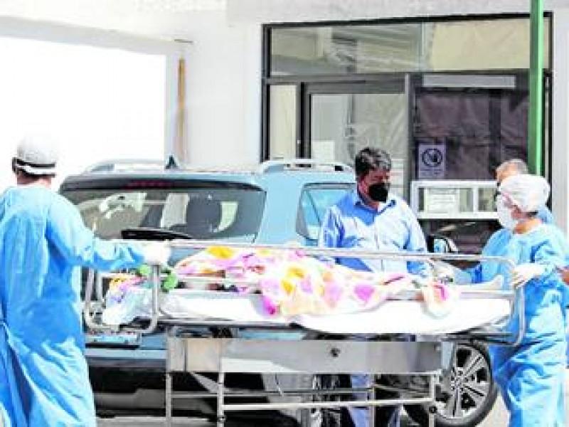 Hay 412 nuevos casos COVID en Puebla