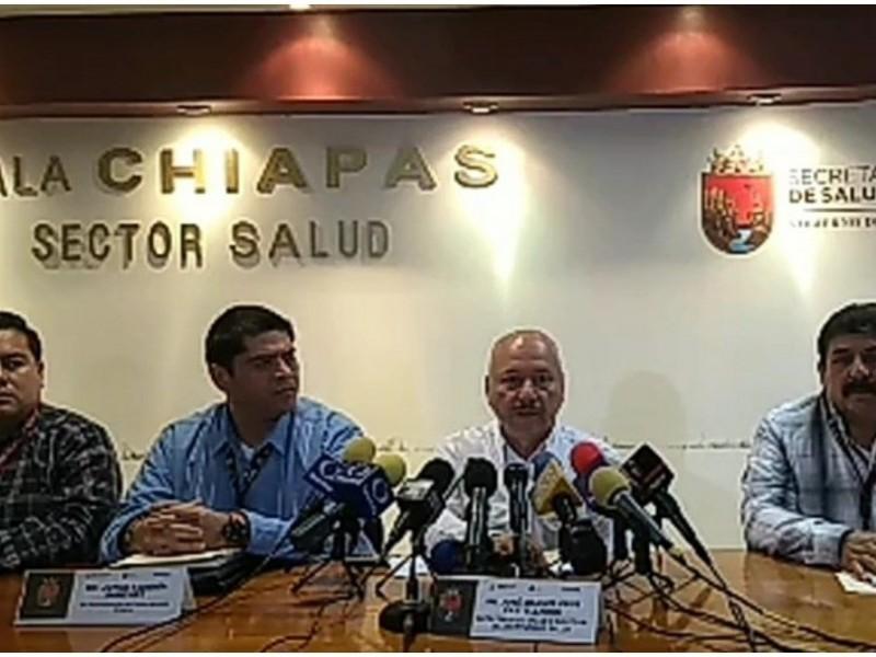 Hay 5 casos de coronavirus en México