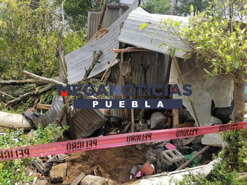 Hay 5 fallecidos por el Huracán Grace en Puebla