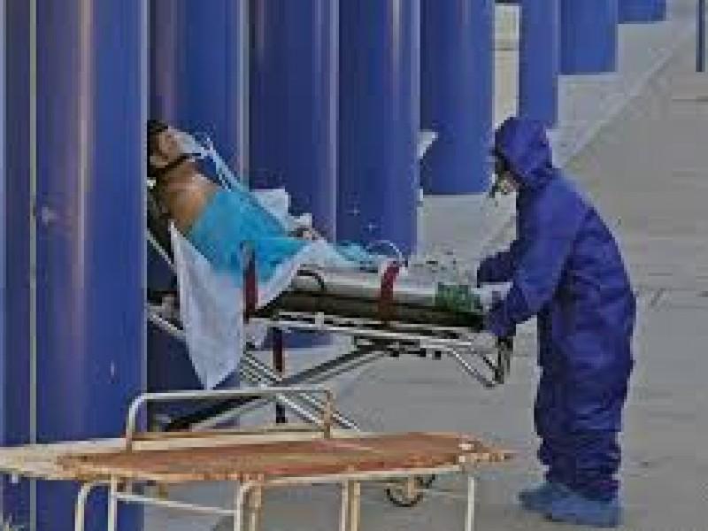 Hay 534 nuevos contagiados COVID en Puebla