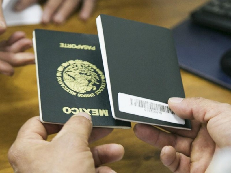 Hay 66% menos citas para tramitar el pasaporte