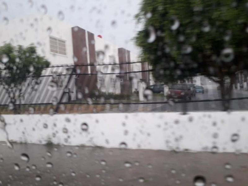 Hay afectaciones por lluvia en Querétaro