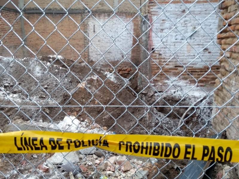 Hay detenidos por hallazgo de cadáveres en fosas
