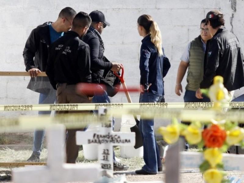 Hay en Coahuila 747 cadáveres sin identificar
