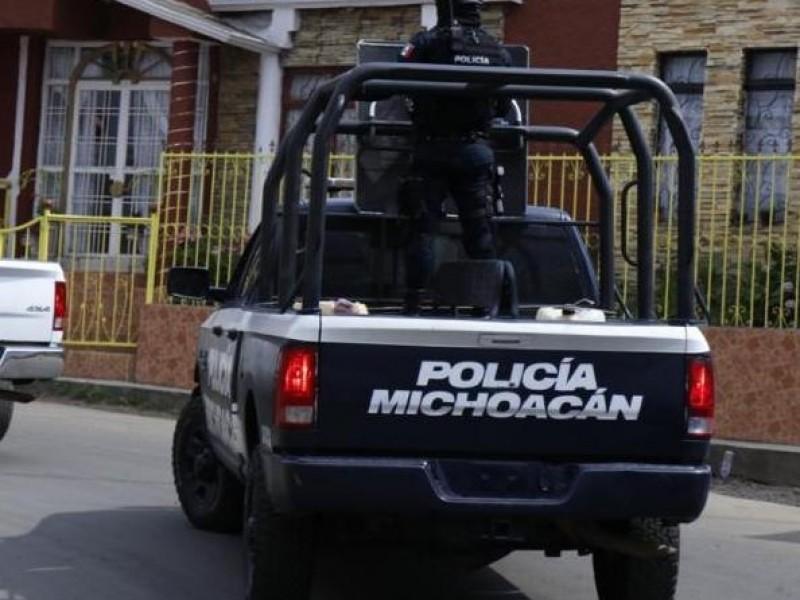 Hay homicidios diario en toda la entidad: SSP Michoacán
