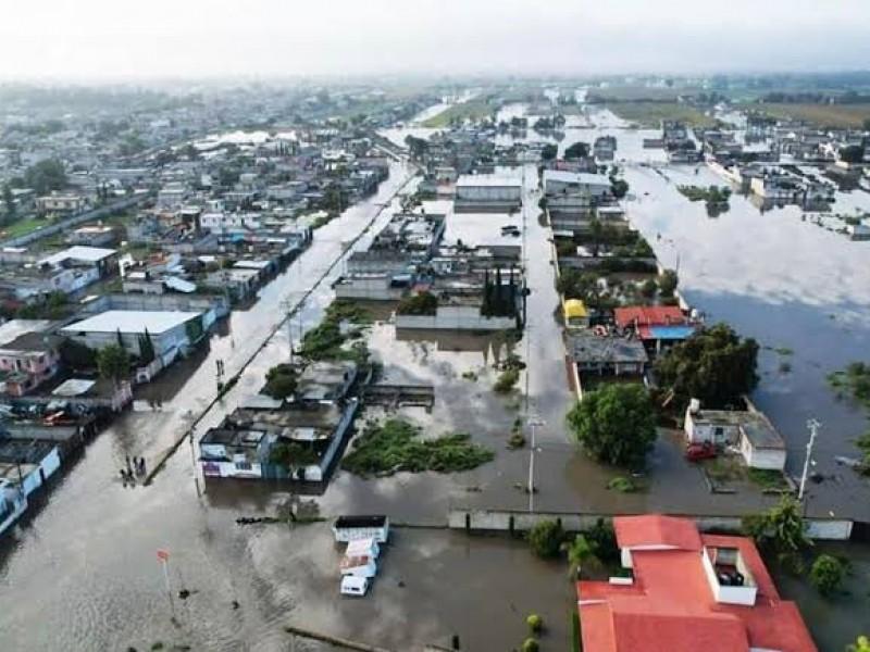 Hay mil 500 damnificados en Tlahuelilpan, Hidalgo
