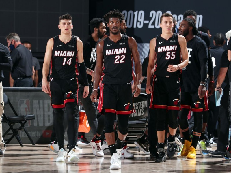 Heat de Miami enfrentará a Laker en la final