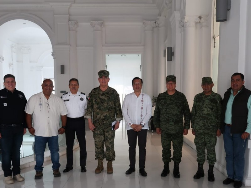 Hechos de inseguridad reacciones desesperadas: Cuitláhuac García