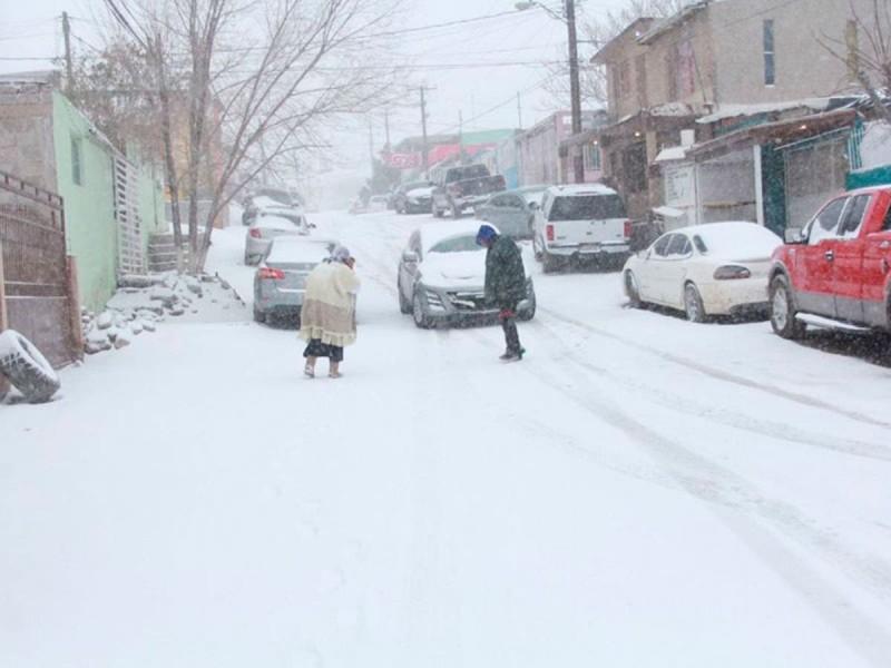 Heladas al norte del país dejan al menos 14 muertos
