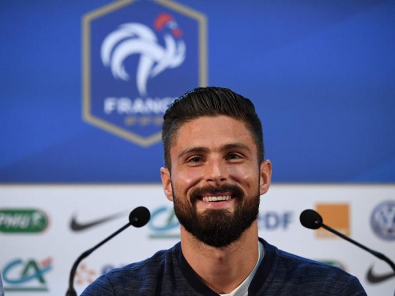 Henry eligió el campamento equivocado: Giroud