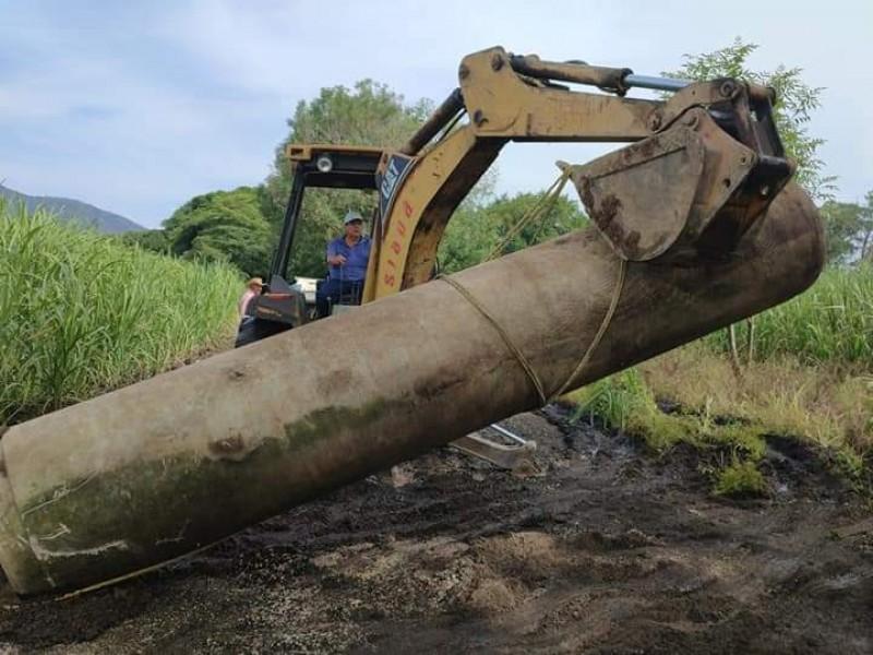 Heredará SIAPA Tepic recurso millonario para construcción de nuevos colectores