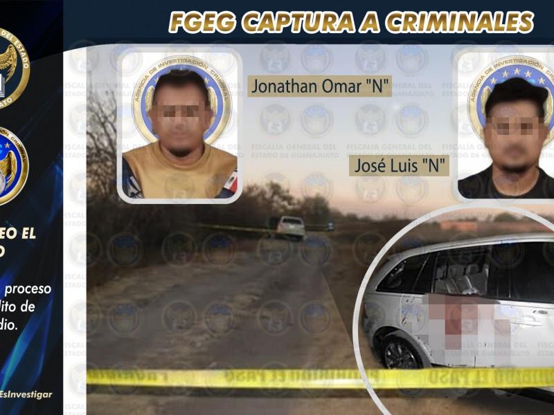 Hermanos vinculados a proceso por homicidio en Apaseo el Alto