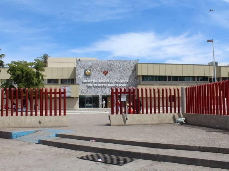 Hermosillo con 83% de ocupación hospitalaria en áreas COVID