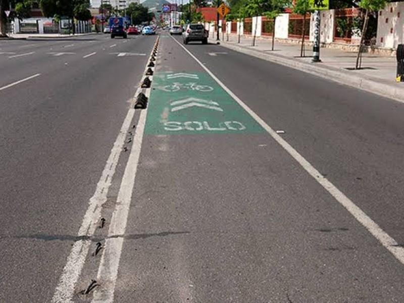 Hermosillo cuenta con 152 km de ciclocarriles; faltan 70 más