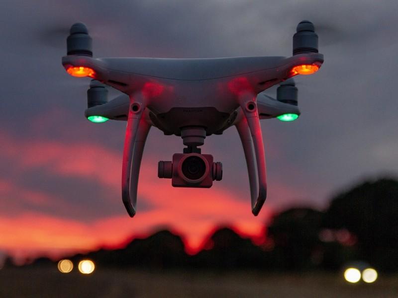 Hidalgo a la vanguardia, celebración patria con drones