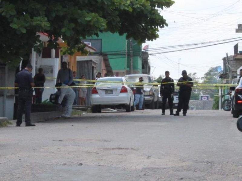 Hieren a persona en asalto en Palenque
