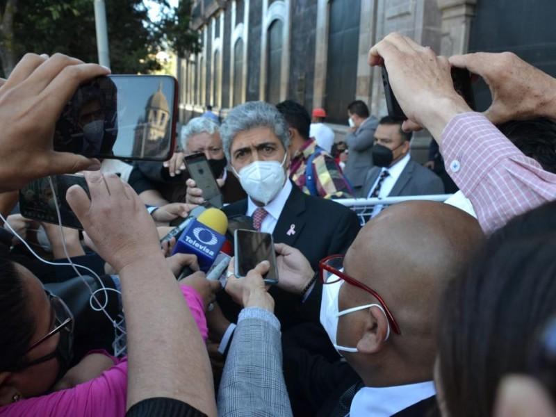 Higinio Martínez deber ser responsable: GEM