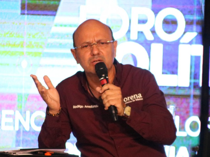 Hijo de candidato Arredondo, denunciado por operaciones de procedencia ilícita