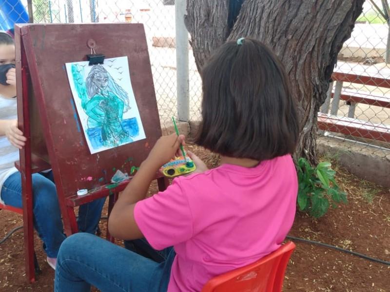 Hijos del Rey logra escuela bilingüe para 13 niños internos