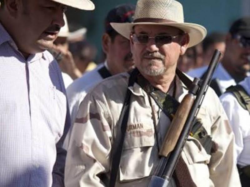 Hipólito Mora podría contender por gubernatura de Michoacán
