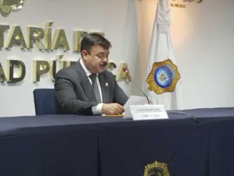 Hiram Almeida renuncia a SSP