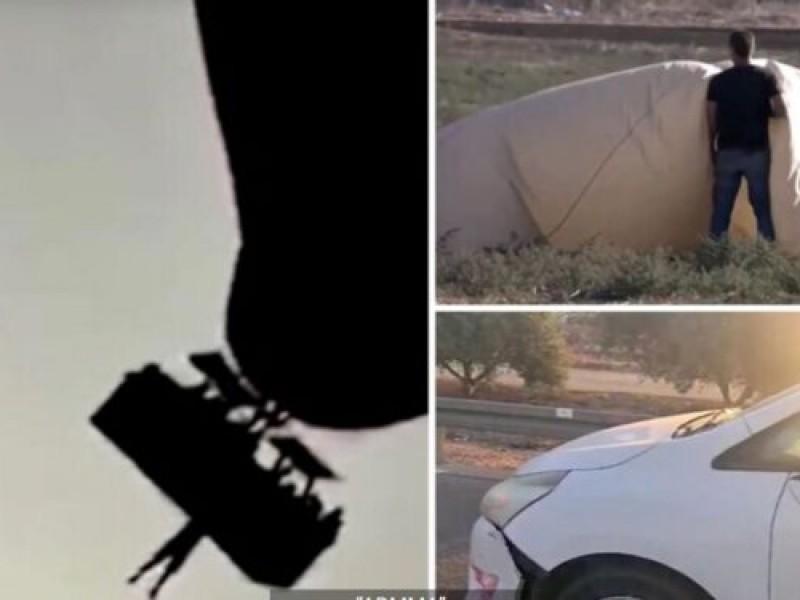 Hombre muere al caer de un globo aerostático en Israel