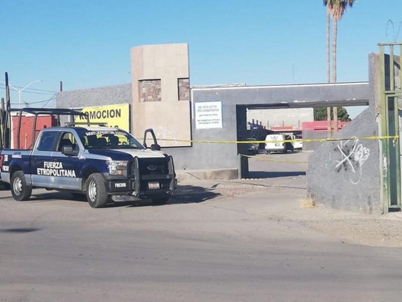 Hombre muere asesinado en motel de Torreón