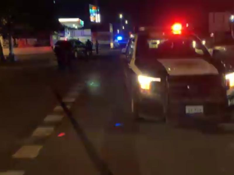 Hombre muere atropellado en Av de la Cantera
