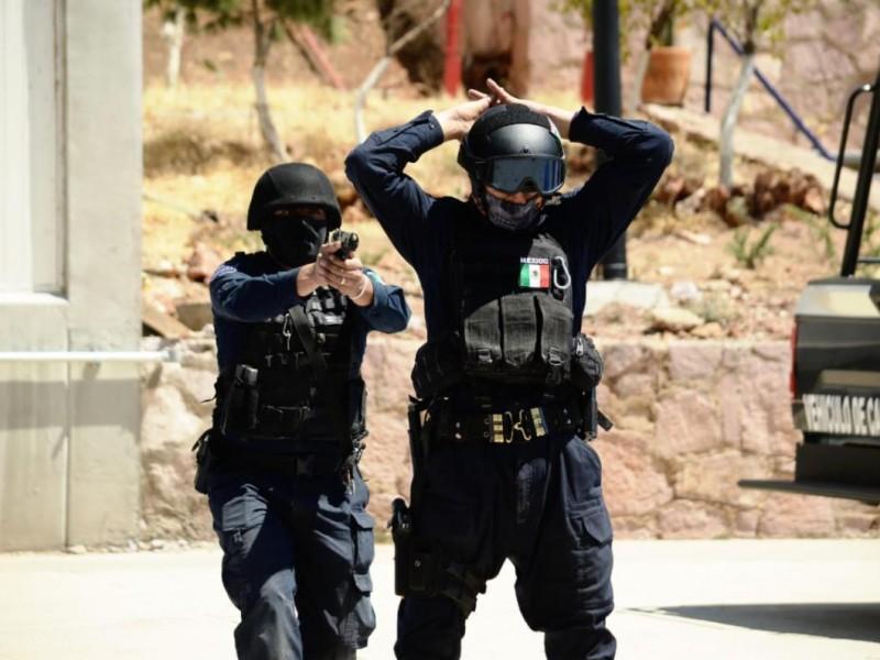 Hombres fueron detenidos en diferentes hechos por posesión de droga