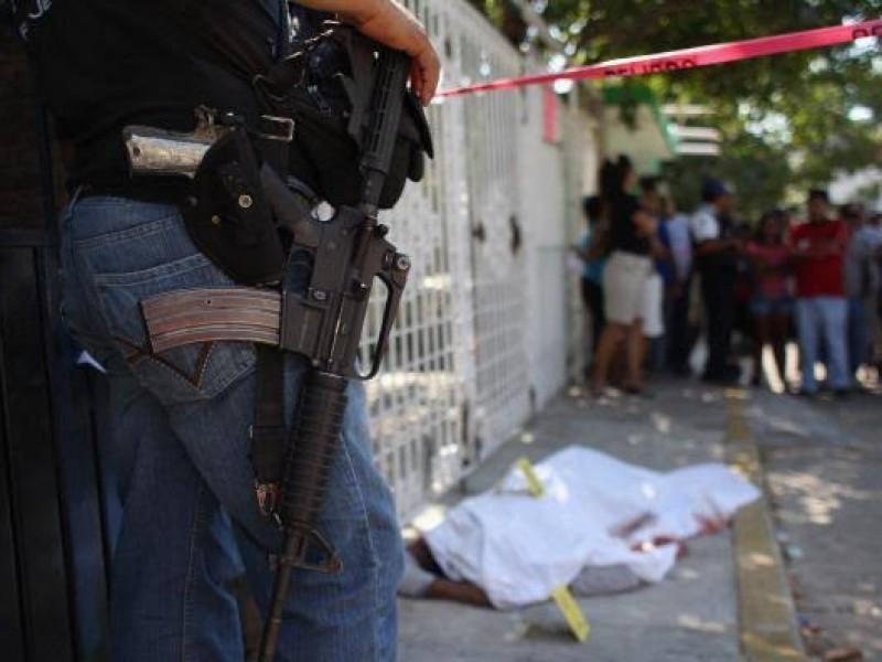 Homicidio doloso se ha contenido en México asegura gobierno federal