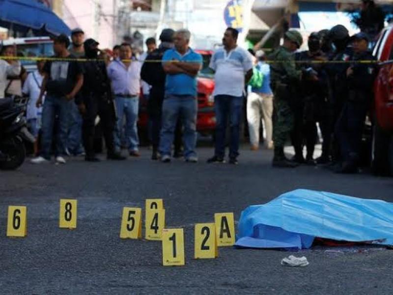 Homicidios no se detienen en México en plena contingencia