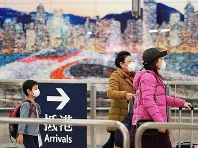Hong Kong declara emergencia sanitaria por coronavirus