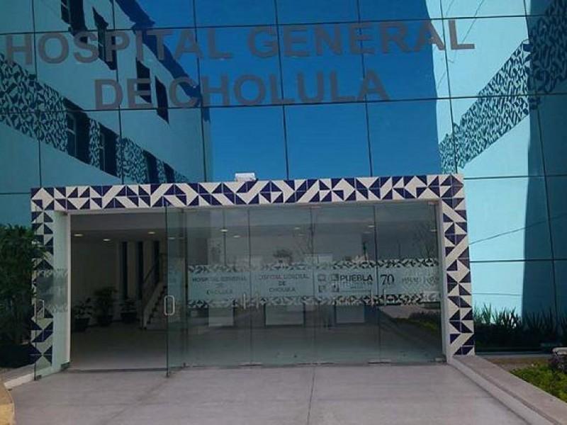 Hospital de Cholula con mayor capacidad hospitalaria