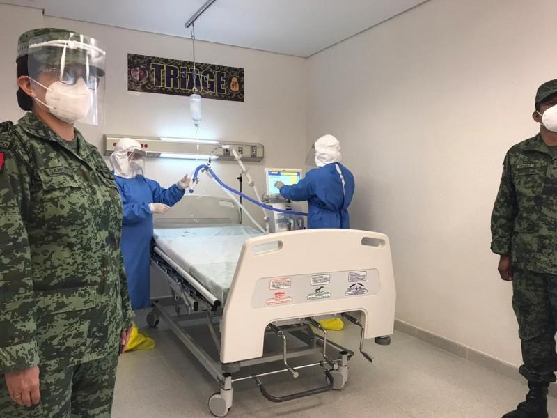 Hospital de la Mujer en Fresnillo atenderá pacientes con COVID-19