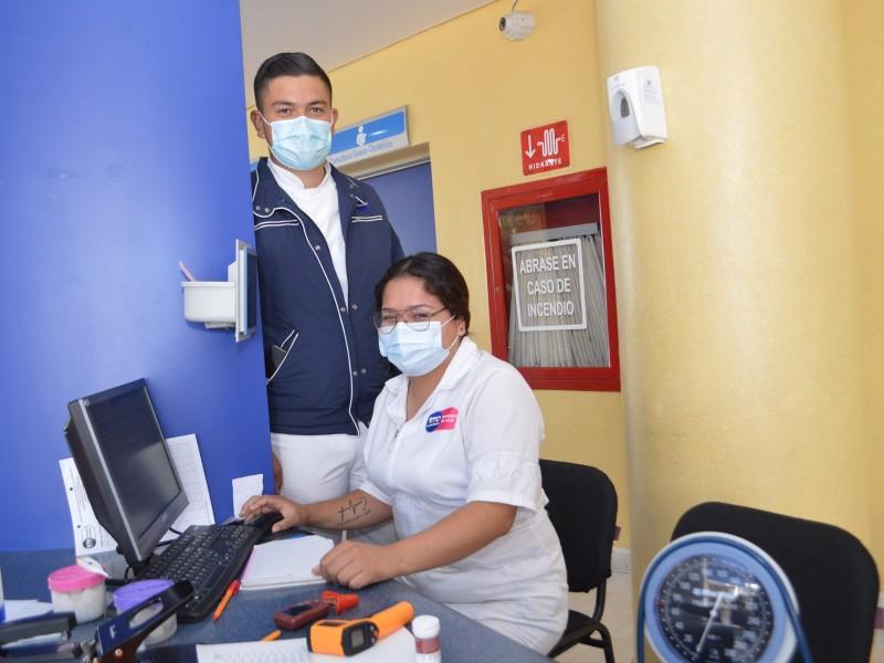 Hospital de Salamanca ha atendido 400 pacientes con síntomas Covid