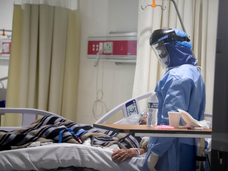 Hospital de Uruapan al 100% de ocupación por COVID-19