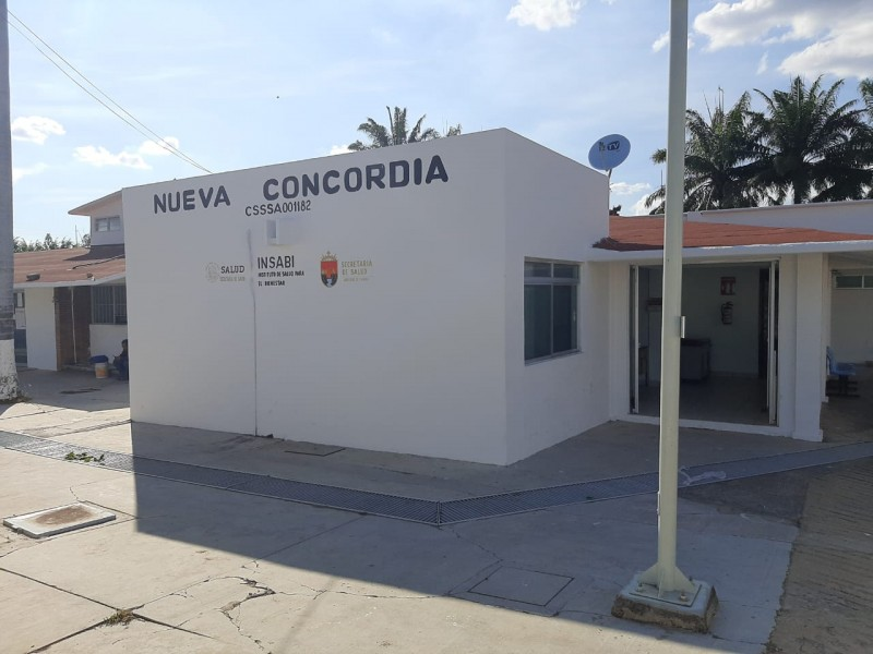Hospital en la Concordia recibe mejoras