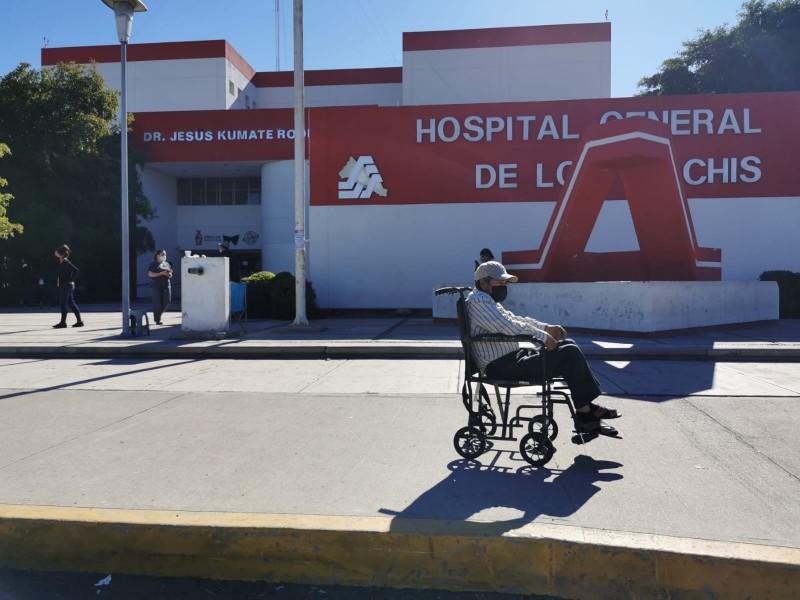 Hospital General habilita más camas para pacientes covid-19
