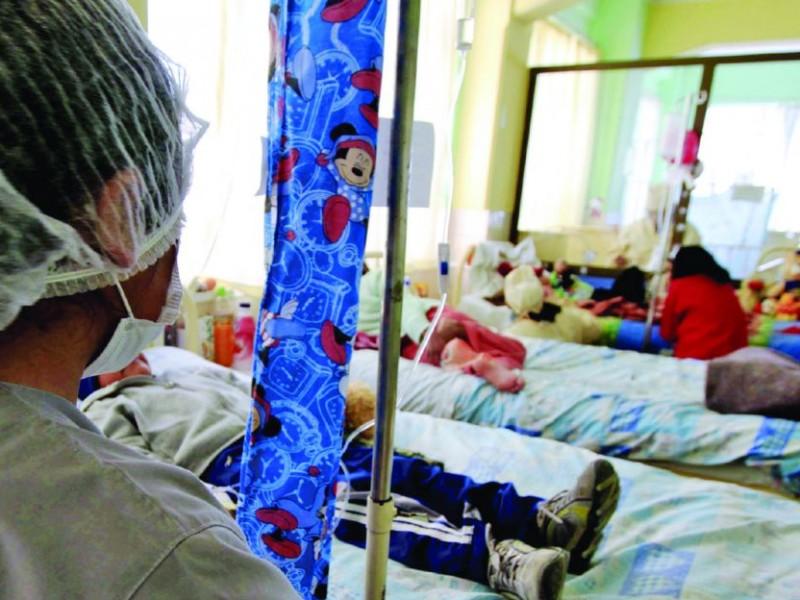 Hospital Infantil Nacional ya aplicó medicamentos contra el