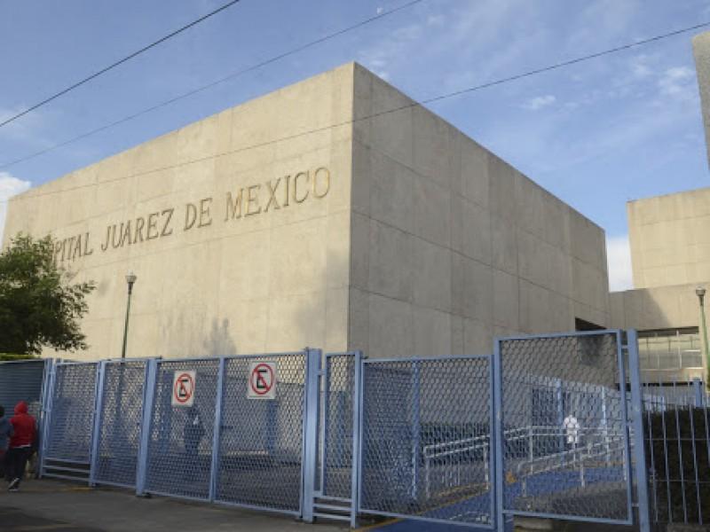 Hospital Juárez listo para recibir pacientes con Covid-19