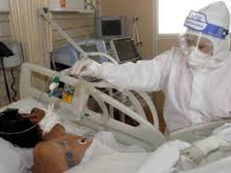 Hospitales COVID poblanos llegan al 95% de ocupación