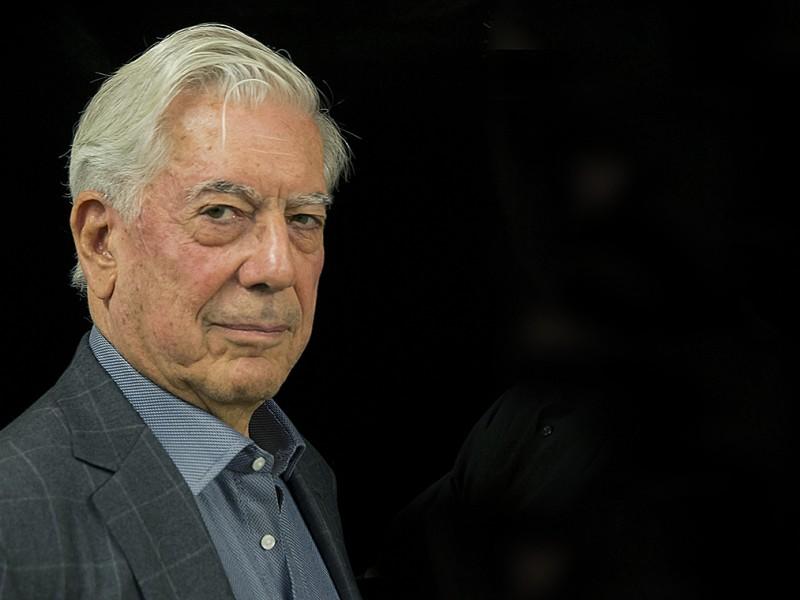 Hospitalizan a Vargas Llosa por traumatismo craneoencefálico