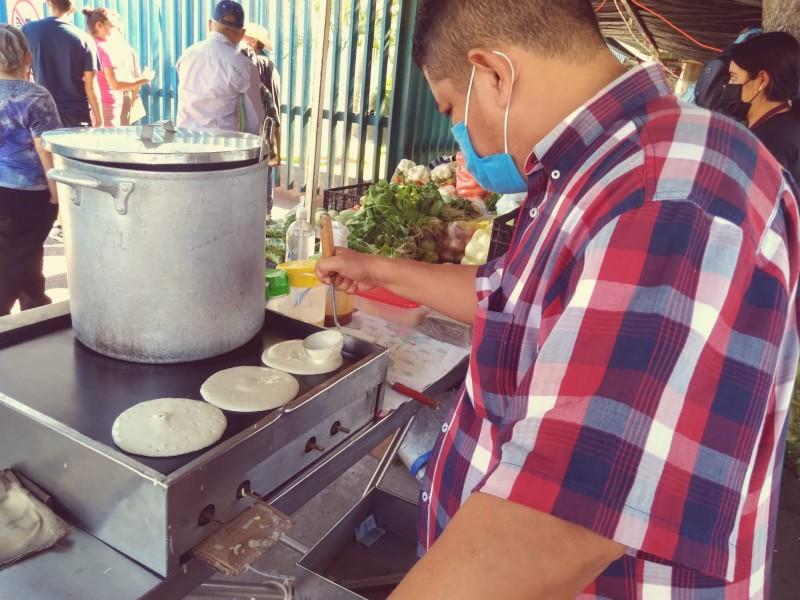 Hot Cakes Ortiz, una tradición con mucho sabor