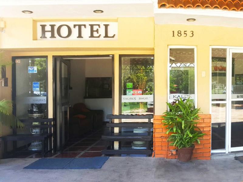 Hoteles cierran ante contingencia; pérdidas son millonarias