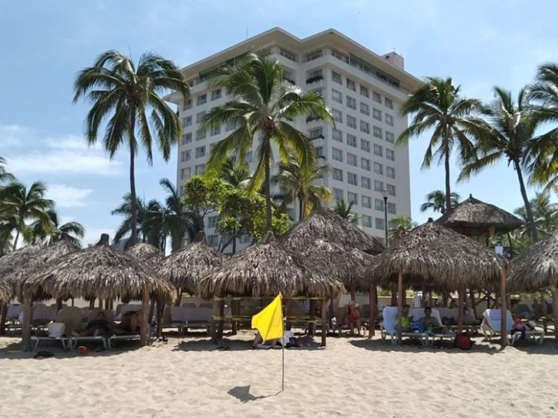 Hoteles de Ixtapa-Zihuatanejo al 43% de ocupación