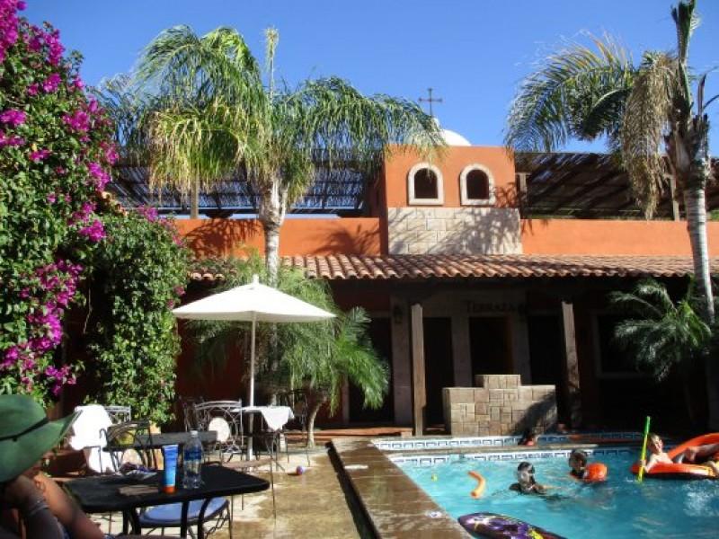 Hoteles en Bahía de Kino registran 60% de ocupación