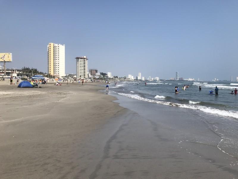 Hoy calor, y mañana norte en Veracruz