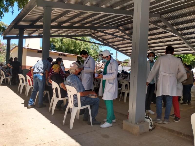 Hoy culmina vacunación anticovid en el municipio de Sinaloa
