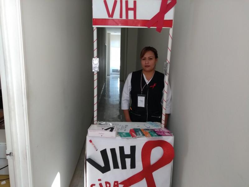 Hoy día de la lucha contra el SIDA